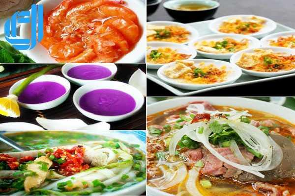 10 món ăn xứ Huế níu chân khách du lịch