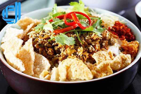 5 món cơm làm nên linh hồn ẩm thực Huế
