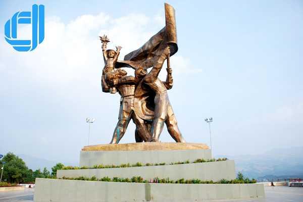 7 di tích lịch sử nổi tiếng ở Điện Biên