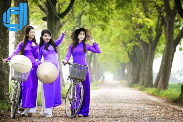 Aó dài nón lá - nét đẹp truyền thống Việt