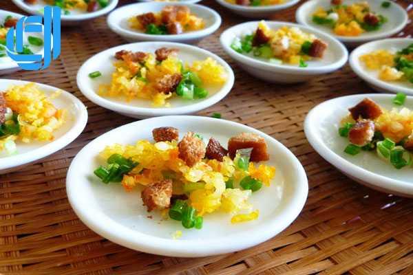 Bánh bèo Huế - món ăn dân dã đất cố đô
