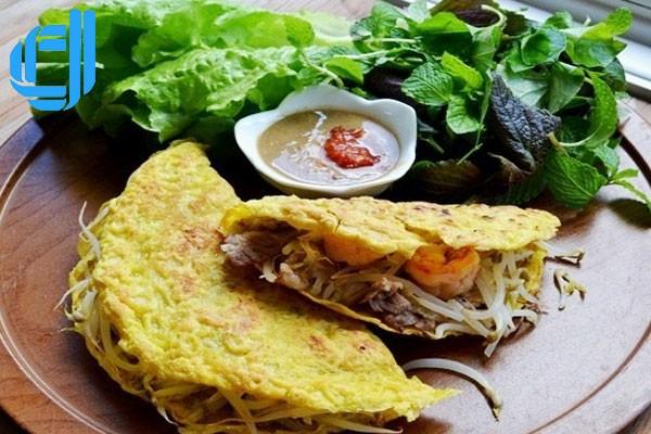 Bánh xèo Đà Nẵng - tiếng nói ẩm thực Việt