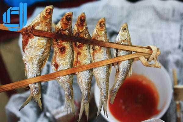 Cá nướng Ba Bể, đặc sản thơm ngon chỉ có ở xứ Bắc Cạn