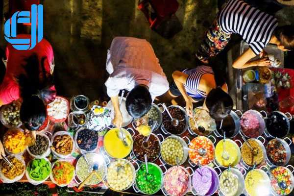 Chè hẻm, nét duyên của ẩm thực Huế