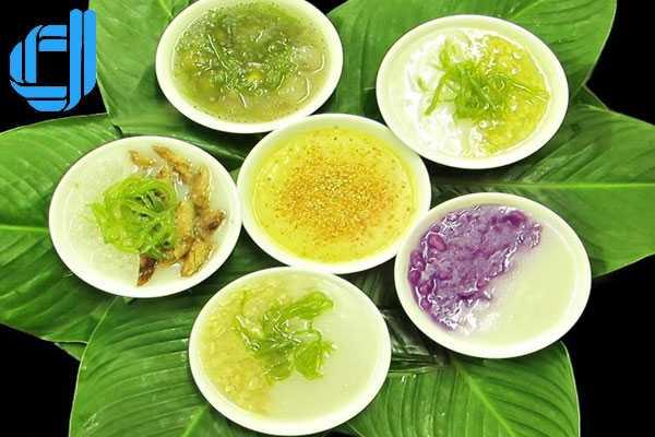 Chè Huế, nét thú vị của ẩm thực cố đô
