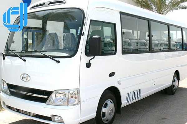 Dịch vụ cho thuê xe ô tô du lịch 29 chỗ tại Đà Nẵng giá cả phải chăng