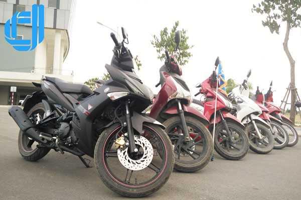 Cho thuê xe máy tại Đà Nẵng chất lượng xe tốt, uy tín, nhanh chóng