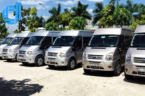 Cho thuê xe ô tô du lịch Đà Nẵng 16 chỗ đời mới giá tốt
