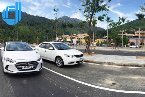 Cho thuê xe ô tô du lịch Đà Nẵng 4 chỗ sang trọng đời mới giá tốt