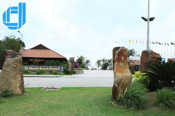 Chương trình tour du lịch nghỉ dưỡng Sa Huỳnh resort 2 ngày 1 đêm