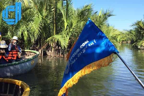 Chương trình tour Rừng Dừa từ Đà Nẵng trong 1 ngày đón tiễn tận nơi