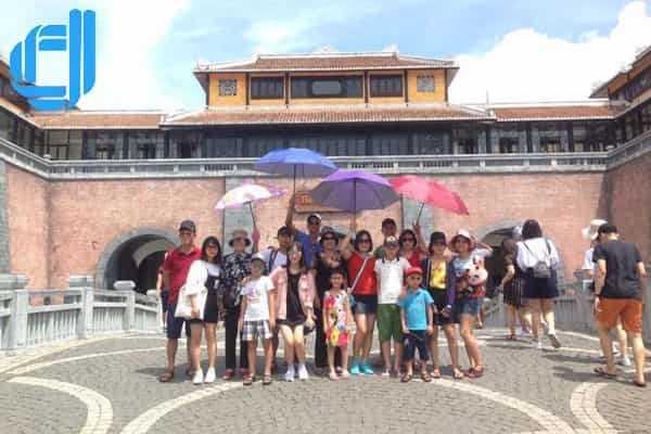 Công ty chuyên tổ chức tour du lịch Hà Nội Đà Nẵng uy tín chuẩn