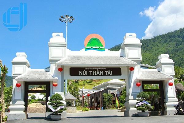 Công viên núi Thần Tài hút hồn giới trẻ Đà Thành