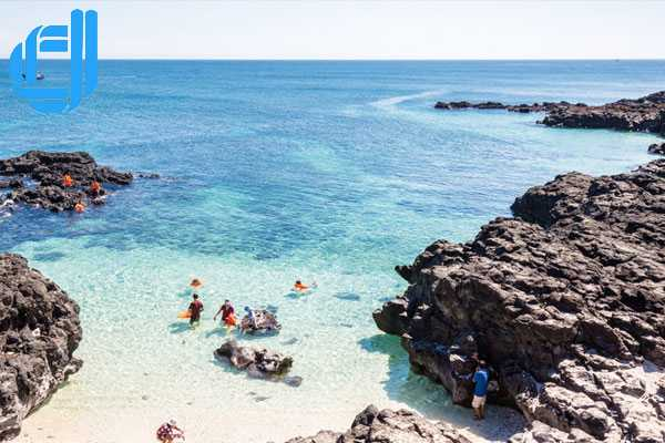 Đảo Bé Lý Sơn nơi bạn không chỉ muốn đi 1 lần | D2tour