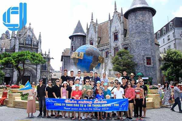 HOT Đặt Tour Du Lịch Đà Nẵng Tặng Vourcher 49% Gói Team Building