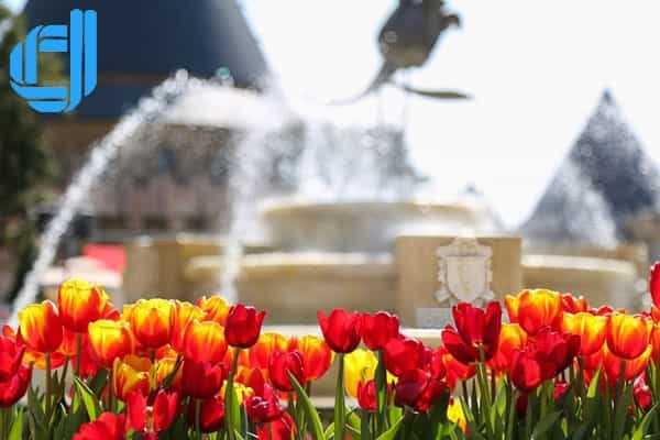 Quên Lối Về Khi Đặt Tour Du Lịch Dịp Lễ Hội Hoa Bà Nà Đà Nẵng