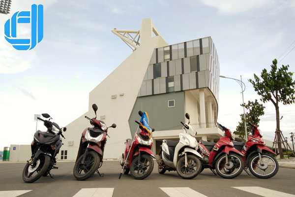 Địa chỉ cho thuê xe máy tại Đà Nẵng uy tín - thuê xe máy Đà Nẵng
