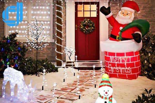 Dịch vụ trang trí tổ chức sự kiện Giáng Sinh Noel tại Đà Nẵng đẹp