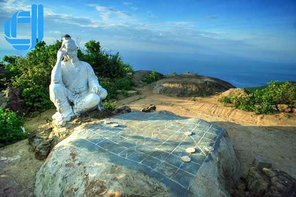 Truyền thuyết về đỉnh Bàn Cờ Sơn Trà Đà Nẵng bạn đã biết chưa?