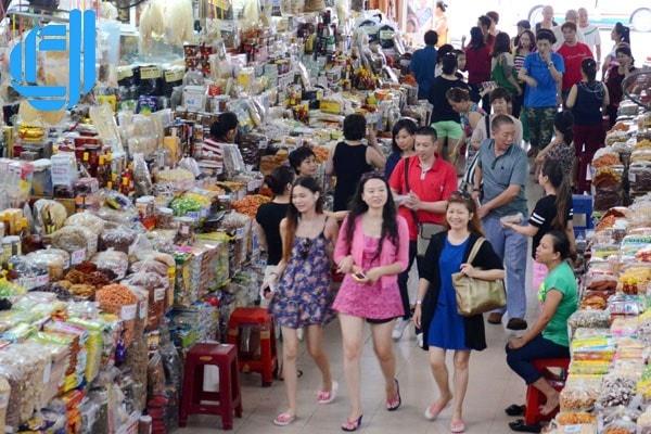 Chợ Hàn điểm dừng chân cuối cùng trong tour đi Đà Nẵng