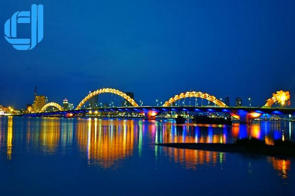 Du lịch Đà Nẵng nói chuyện về những cây cầu