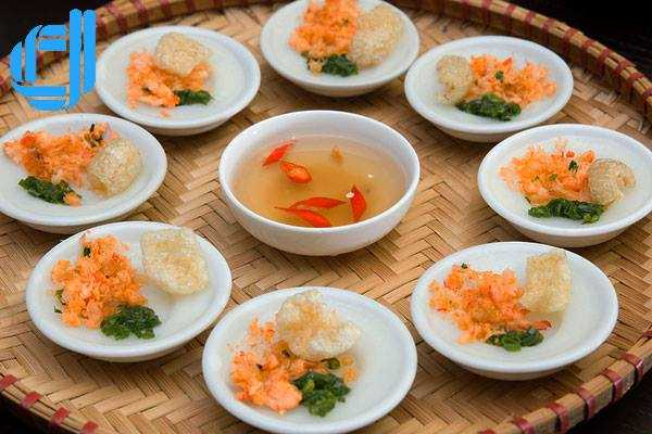 Du lịch Hải Phòng Huế Đà Nẵng nhớ thưởng thức đặc sản bánh bèo