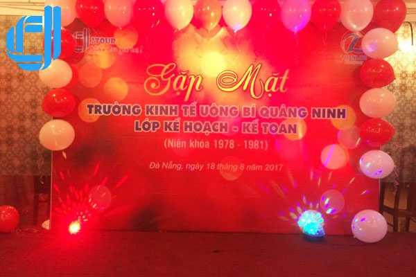 Gala dinner tại Đà Nẵng của lớp kế hoạch kế toán kỷ niệm 36 năm ra trường