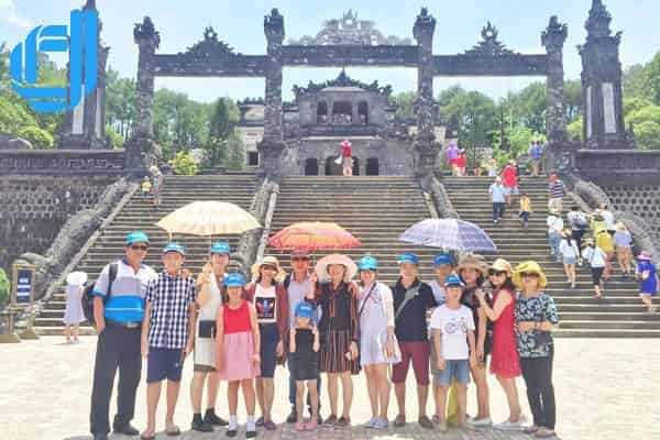 Giá tour Đà Nẵng 3 ngày 2 đêm bao gồm máy bay lịch trình chuẩn