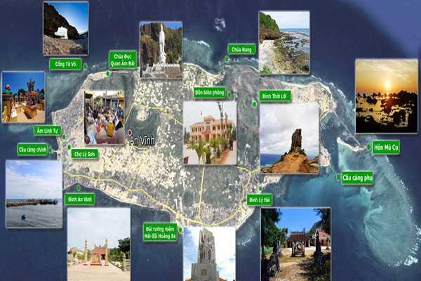 Kinh nghiệm cần biết khi đi du lịch đảo Lý Sơn