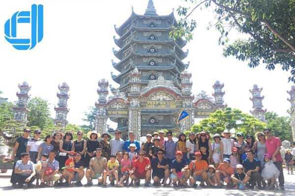 Lịch Trình Bảng Giá Tour Ghép Đoàn Đà Nẵng Hội An Huế Hằng Ngày
