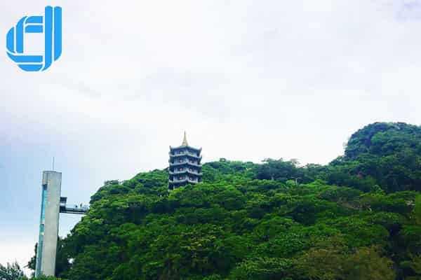 Lịch Trình Tour Bán Đảo Sơn Trà Ngũ Hành Sơn Hội An 1 Ngày Chuẩn