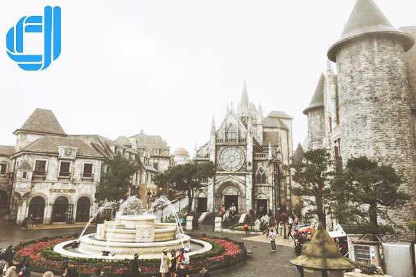 Những địa điểm du lịch Đà Nẵng từ Cần Thơ không thể bỏ qua