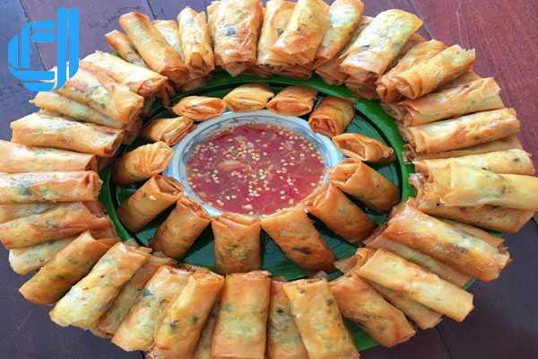 Ram bắp - món ăn không thể bỏ qua khi đến Quảng Ngãi