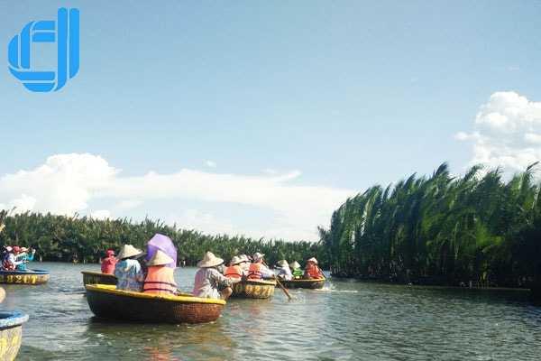 Tour Đà Nẵng rừng dừa bảy mẫu chất lượng dịch vụ chuẩn nhất