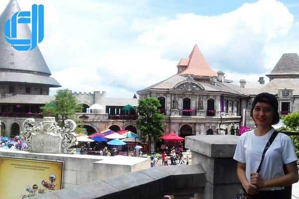 Tour du lịch Bà Nà Đà Nẵng trong 1 ngày chuẩn D2Tour Đà Nẵng