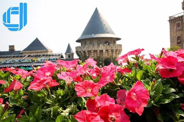Tour du lịch Đà Lạt Đà Nẵng Hội An 3 ngày