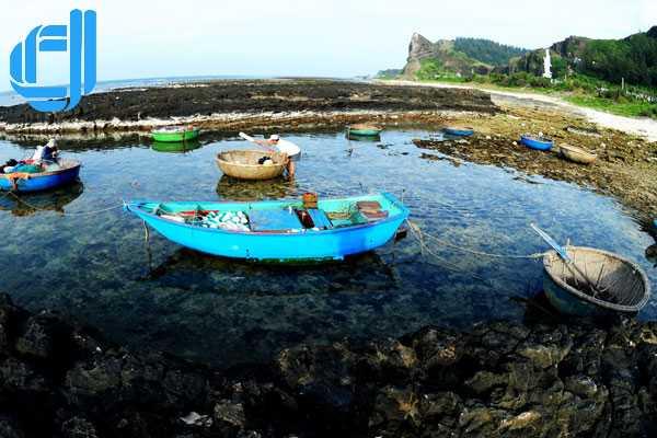 Tour du lịch Đà Nẵng đi đảo Lý Sơn 2 ngày 1 đêm có đảo bé-D2tour
