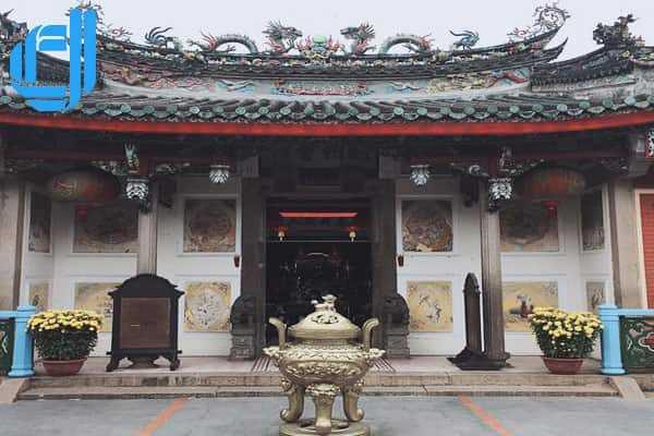 Tour du lịch Đà Nẵng Hội An Cù Lao Chàm 3 ngày 2 đêm trọn gói chuẩn