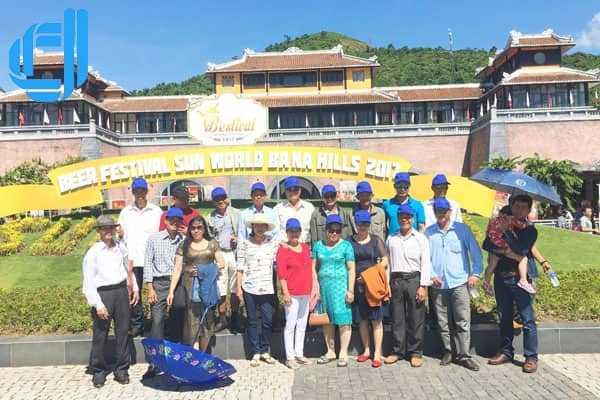 Tour du lịch Đà Nẵng tết 2018 đón xuân Mậu Tuất hái lộc về nhà