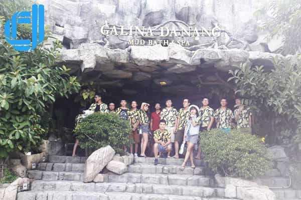 Tour du lịch Đà Nẵng trong 1 ngày tắm bùn khoáng Galina hiện đại