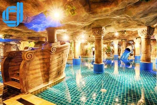 Tour du lịch nghỉ dưỡng Bà Nà Đà Nẵng 2 ngày 1 đêm ngủ ở Mercure