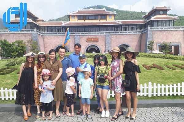 Tour du lịch thành phố Đà Nẵng Sơn Trà Chợ Hàn trong 1 ngày vui vẻ