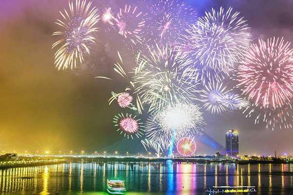 Tour Hải Phòng Đà Nẵng xem pháo hoa quốc tế 3 ngày 2 đêm-D2our