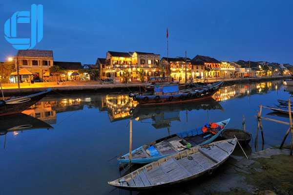 Tour Sài Gòn Đà Nẵng Hội An 3 ngày 2 đêm bằng máy bay - D2tour
