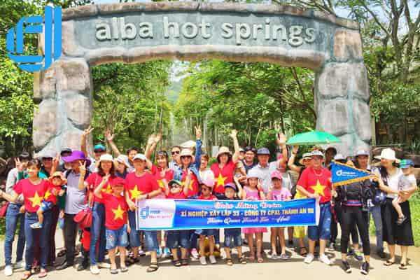 Company Trip Thanh Tân Huế 2 Ngày 1 Đêm Có Team Building Gala Diner