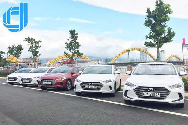 Dịch vụ thuê xe đón sân bay Đà Nẵng đi Hội An uy tín. giá rẻ