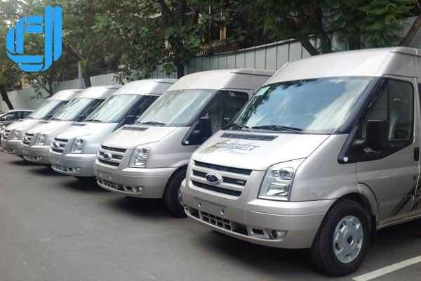 Dịch vụ cho thuê xe du lịch 16 chỗ tại Đà Nẵng giá rẻ uy tín