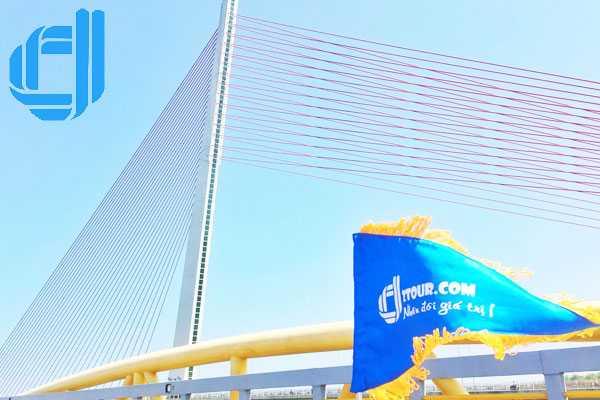 Tour Đà Nẵng Bà Nà Cù Lao Chàm 4 ngày - Nắng hè bên sông Hàn