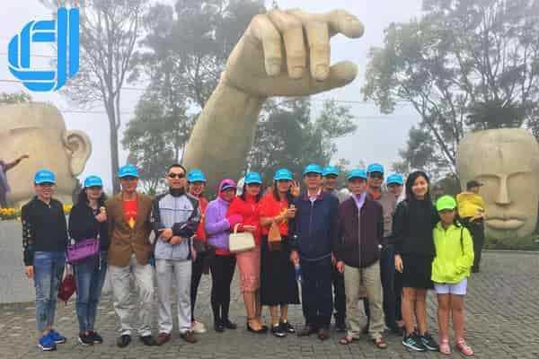 Tour Đà Nẵng Bà Nà Hill trong 1 ngày - đặt tour du lịch Đà Nẵng D2tour