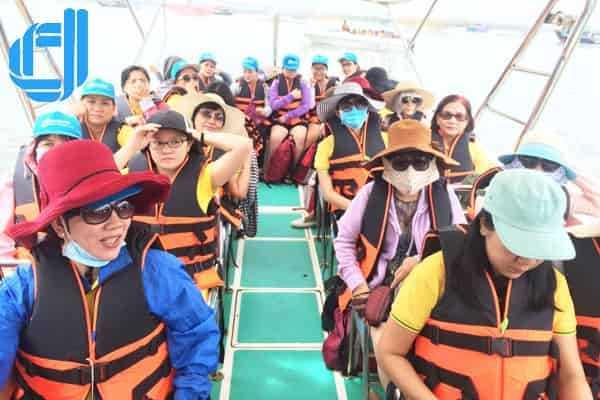 Tour du lịch Đà Nẵng Cù Lao Chàm 4 ngày 3 đêm khởi hành hằng ngày